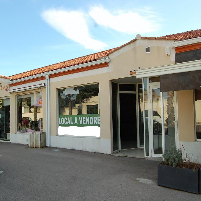 Vente Immobilier Professionnel Local commercial Ponteilla (66300)